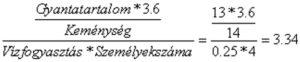 regeneralasiciklusszamitas